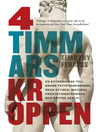 4-timmarskroppen (eBook): En extremguide till snabb fettfrbrnning, kad styrka, maximal prestationsfrmga och bttre sexliv